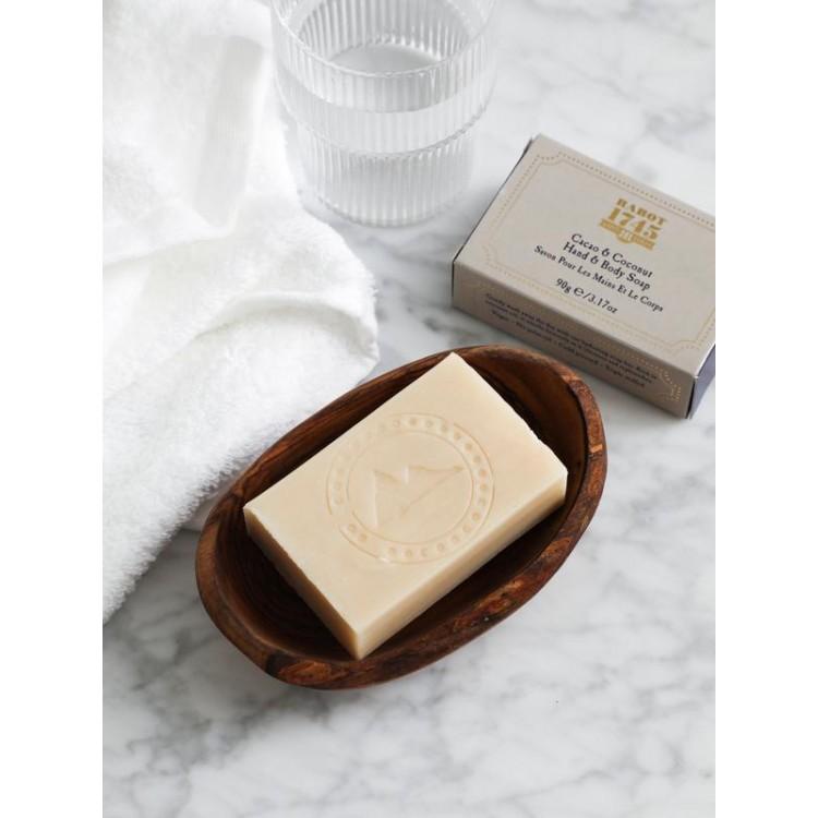 Rabot 1745 Beauty Cacao & Coconut Hand & Body Soap 90g Bodycare