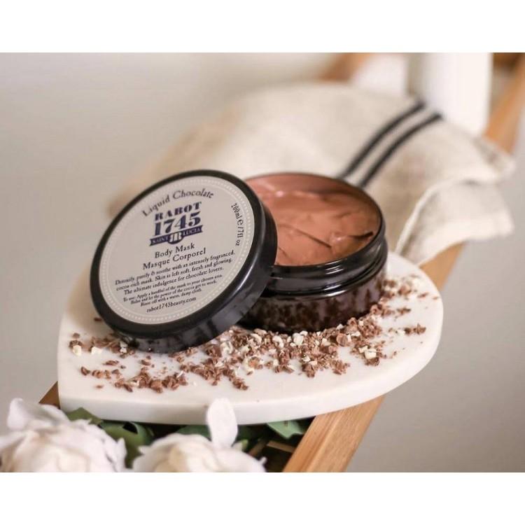 Rabot 1745 Beauty Liquid Chocolate Body Mask 200ml