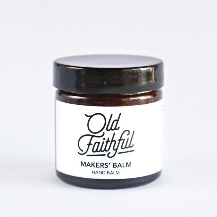 Old Faithful Makers' Balm (Hand Balm) 60ml  Bodycare