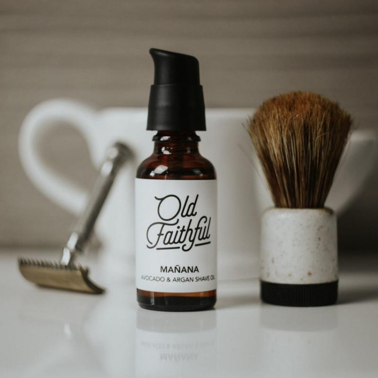 Old Faithful Mañana Shave Oil15ml
