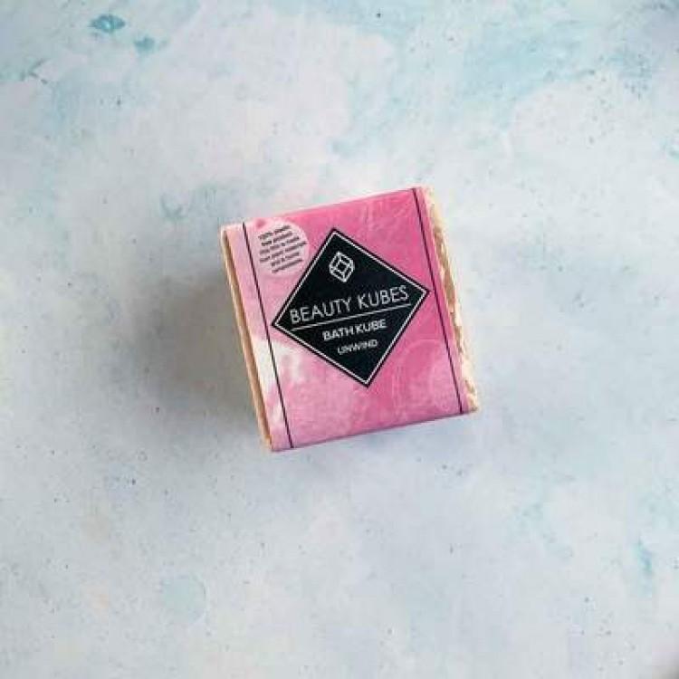 Beauty Tubes Plastic Free Bath Kubes - Unwind 180g