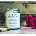 JoJo Co Candle Rocks & Roses 45hrs Fragrance