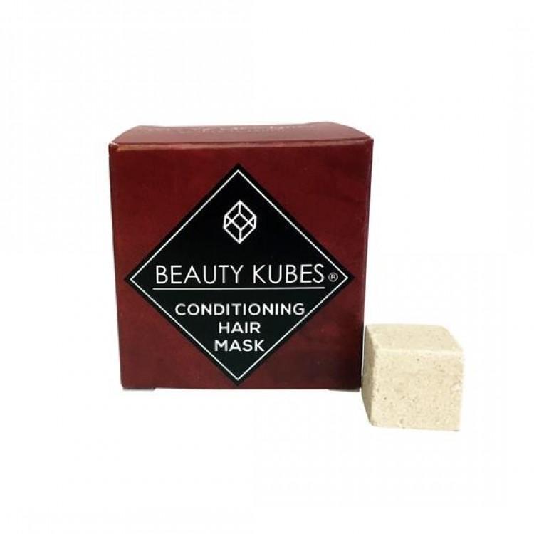 Beauty Kubes Plastic Free Conditioning Hair Mask: 27 Organic Kubes Bodycare