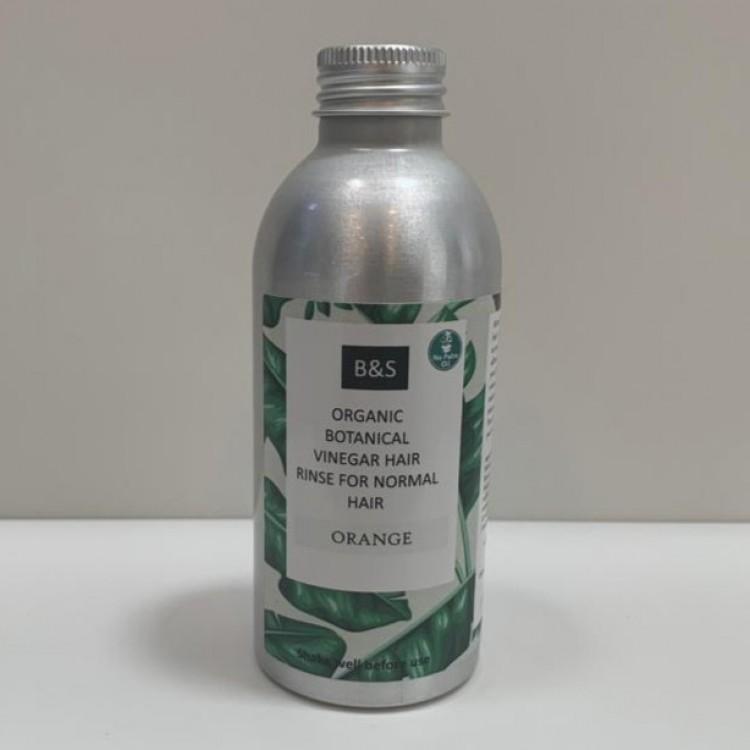 Bain and Savon Organic Apple Cider Vinegar Hair Rinse - 150ml Normal Hair Bodycare