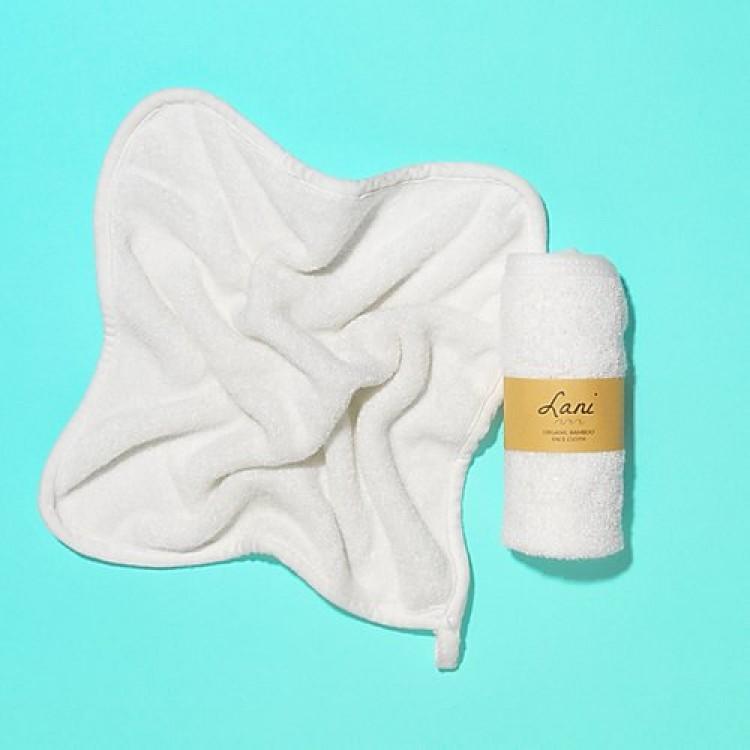 Lani Organic Bamboo Face Cloth Bodycare