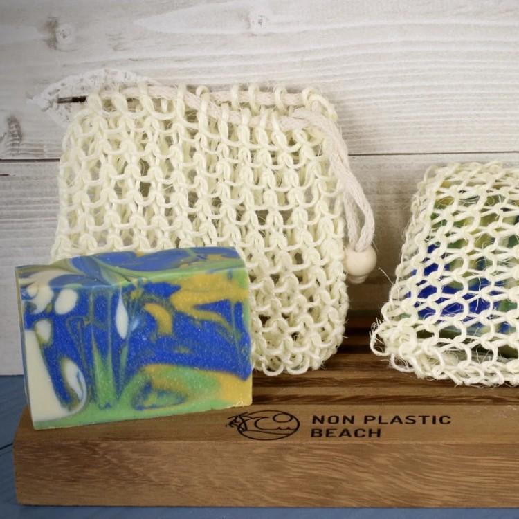 Sisal Fibre Soap Bag Bodycare