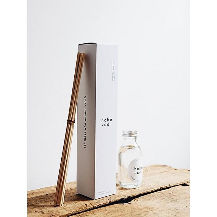 Hobo Raspberry & Peppercorn Reed Diffuser 100ml Fragrance